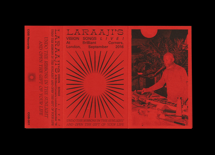 Laraaji – Vision Songs Live! 3