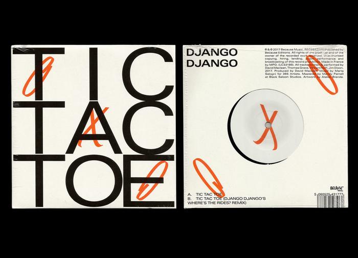 """Django Django – """"Tic Tac Toe"""" 1"""