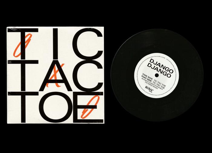 """Django Django – """"Tic Tac Toe"""" 2"""