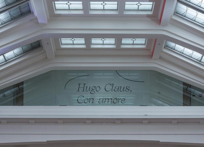 Hugo Claus, Con Amore 1