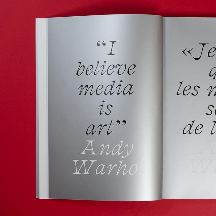 Andy Warhol Ephemera catalog 2