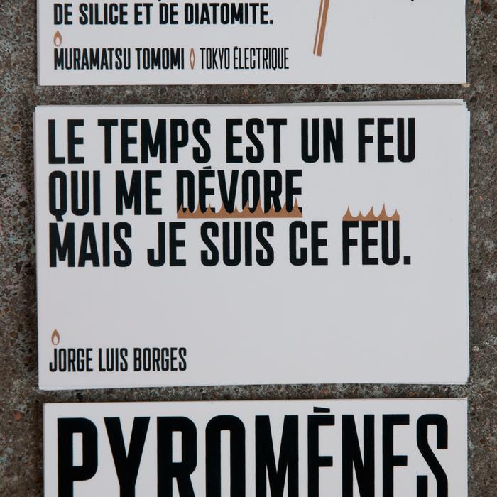 Pyromènes 3