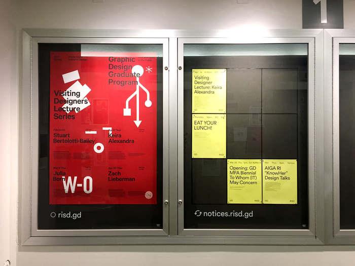 2017 RISD Visiting Designers posters 5