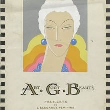 <cite>Art – Goût – Beauté </cite>magazine No. 100, Christmas 1928