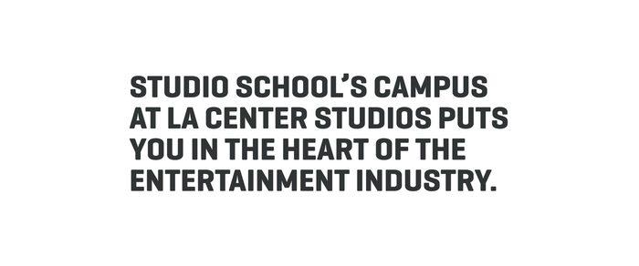Studio School 7