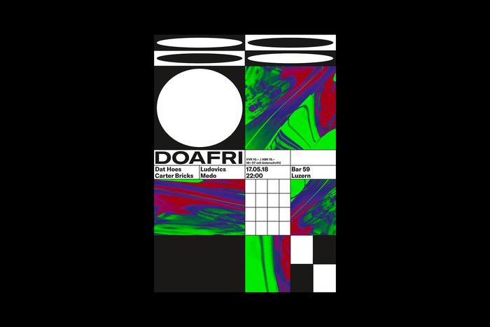 Doafri poster