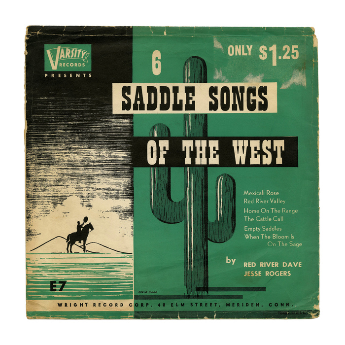 6 Saddle Songs of The West