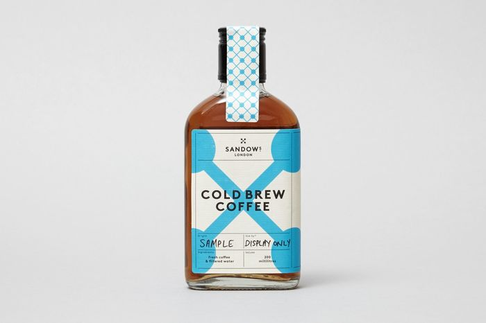 Sandows cold brew coffee 3