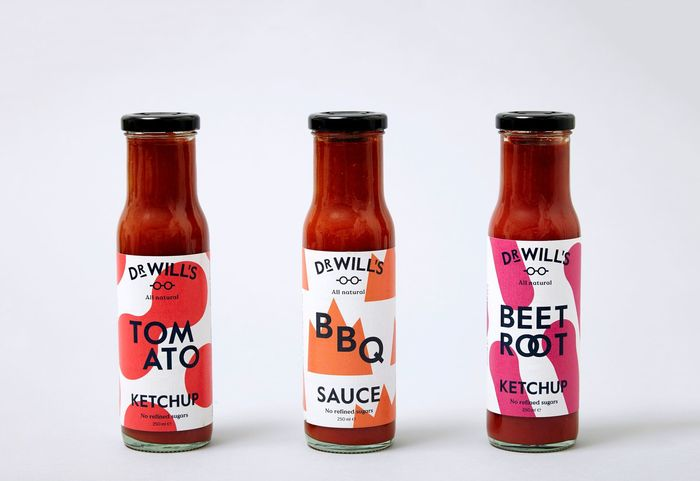 Dr Will's sauce and condiments 1