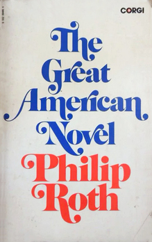 Philip Roth paperbacks (Corgi Books, 1974)