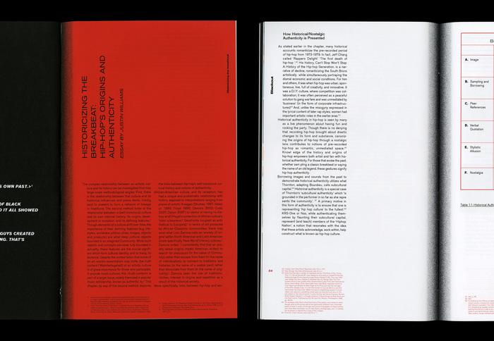 Blackout exhibition publication 2