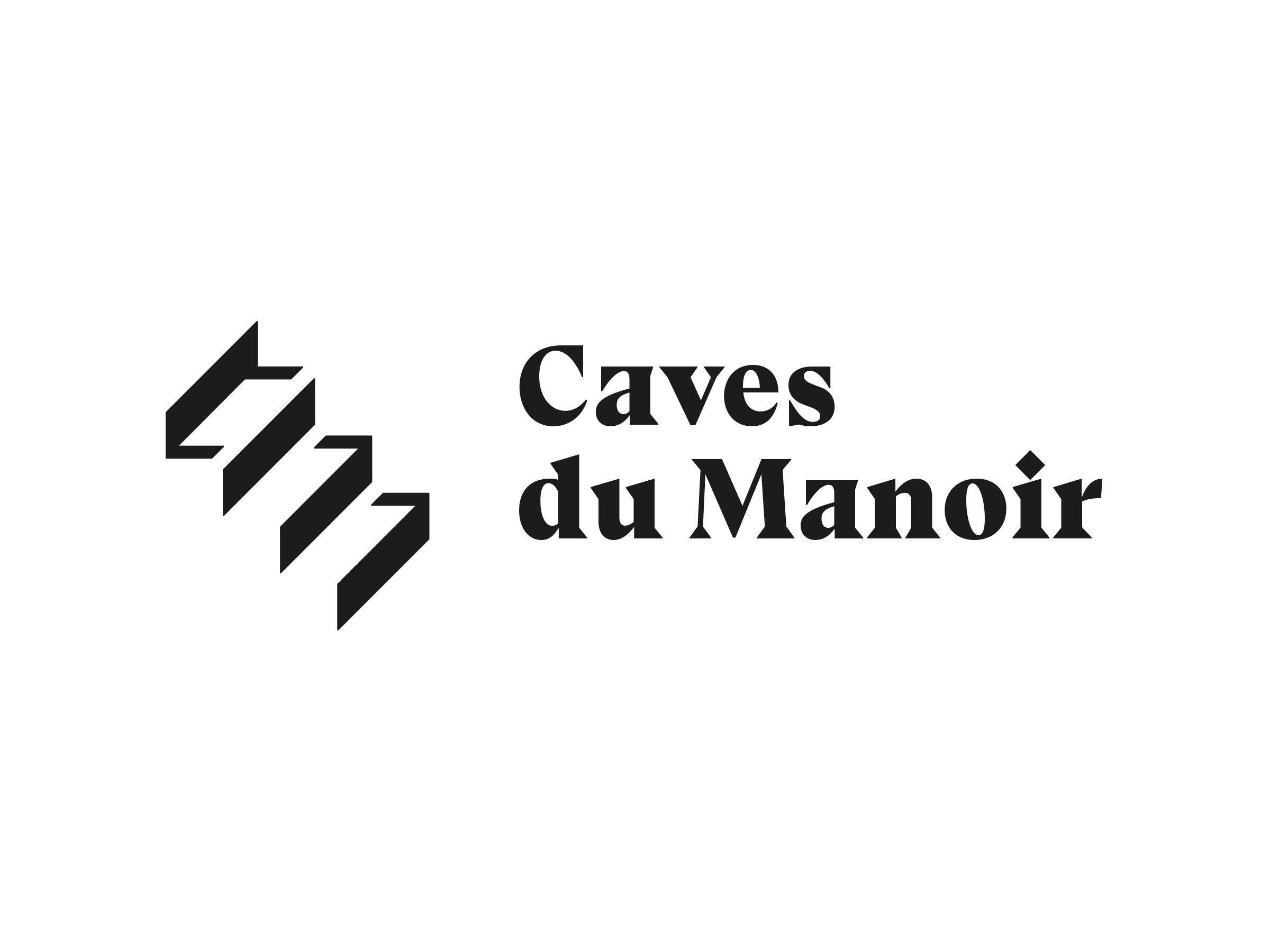 Les Caves Du Manoir caves du manoir - fonts in use
