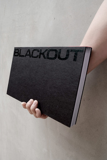 <cite>Blackout</cite> exhibition publication