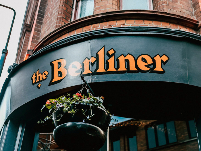 The Berliner pub 1