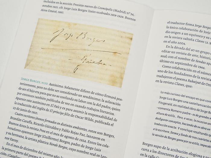 Borges y sus firmas 4