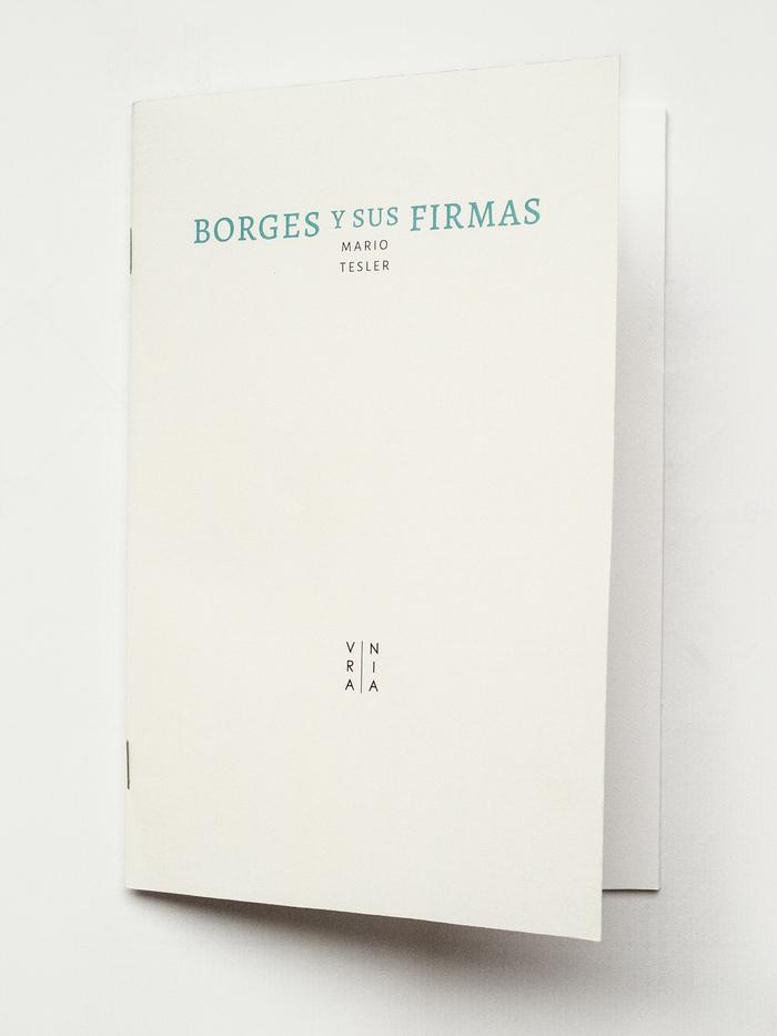 Borges y sus firmas 5