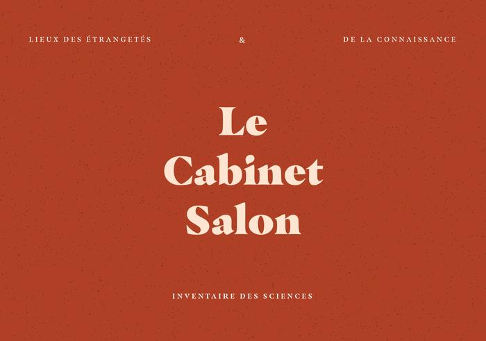 Le Cabinet Salon 1