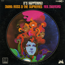 "<cite>It's Happening!</cite> by Diana Ross &amp; The Supremes / Neil<span class=""nbsp"">&nbsp;</span>Diamond"
