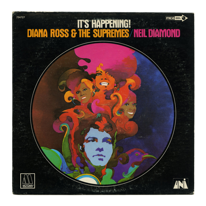 It's Happening! by Diana Ross & The Supremes / Neil Diamond