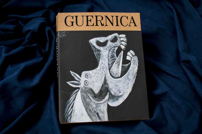 Guernica exhibition catalog 1