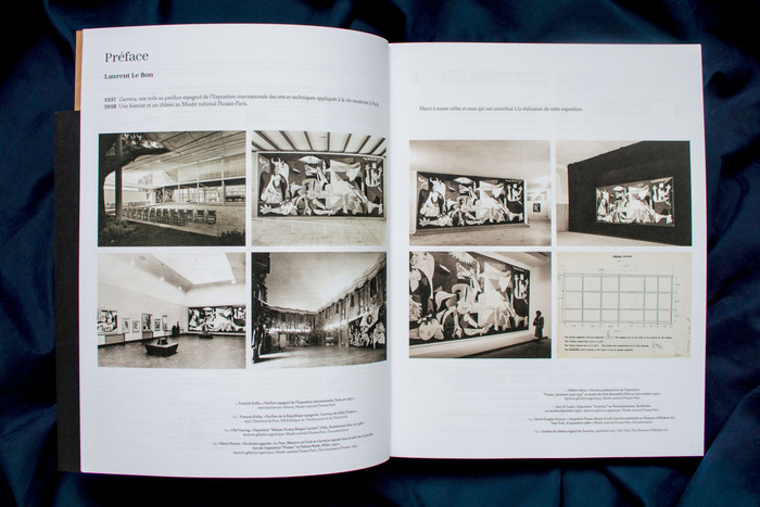 Guernica exhibition catalog 5