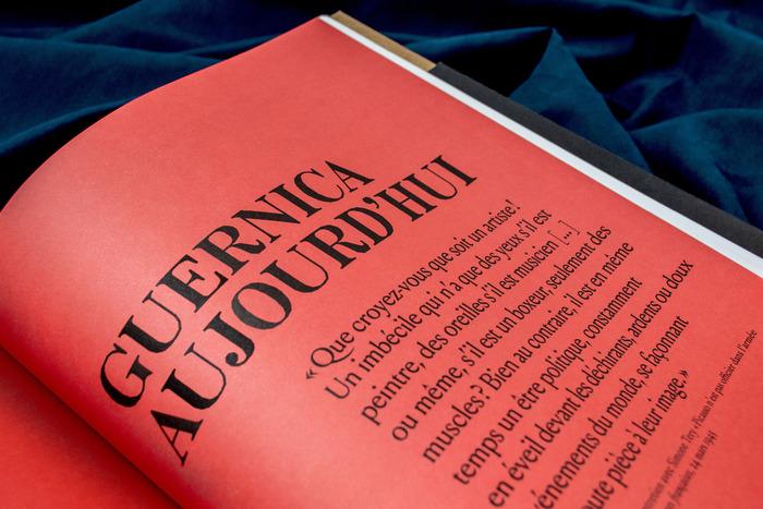 Guernica exhibition catalog 3