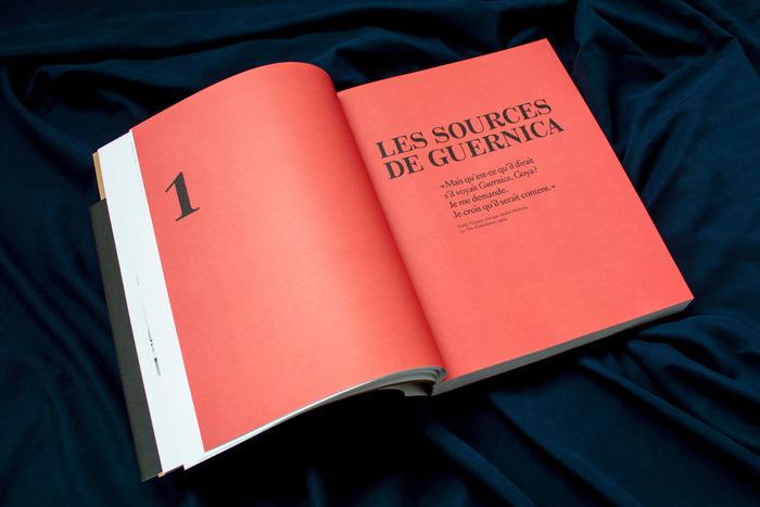 Guernica exhibition catalog 6