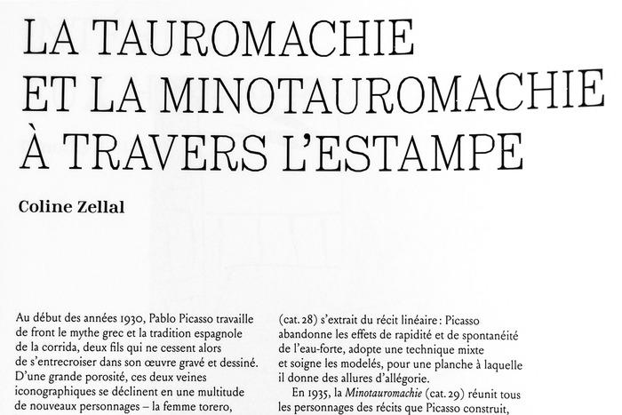 Guernica exhibition catalog 10