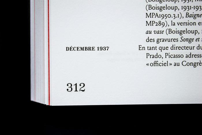 Guernica exhibition catalog 7