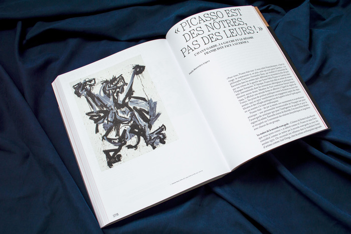 Guernica exhibition catalog 8