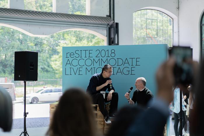 """reSITE 2018 """"Accommodate"""" 12"""