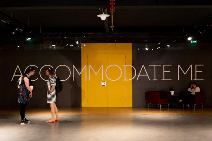 """reSITE 2018 """"Accommodate"""" 14"""