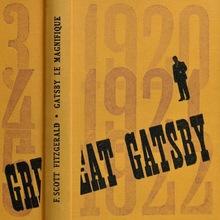 <cite>Gatsby le magnifique (</cite>Le club français du livre edition)