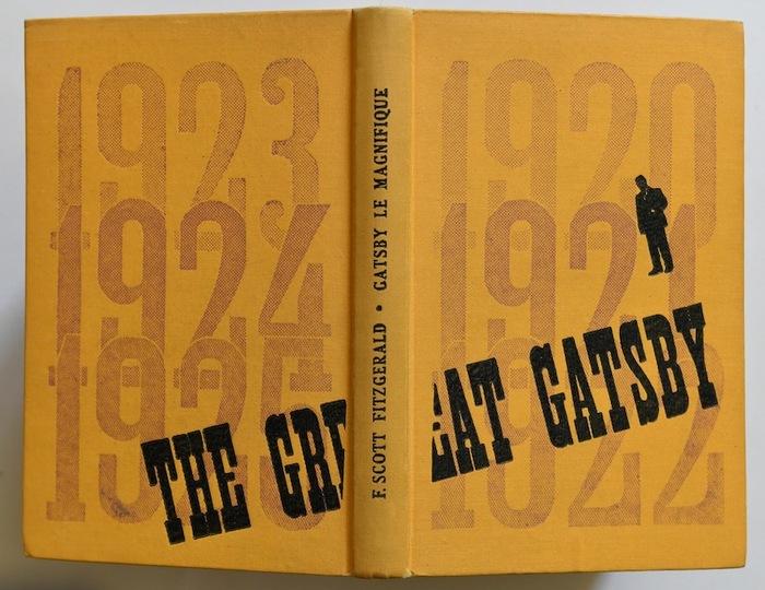 Gatsby le magnifique (Le club français du livre edition)