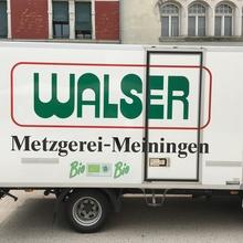 Metzgerei Walser, Meiningen