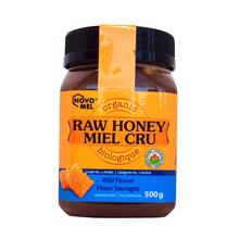 Novo Mel raw honey