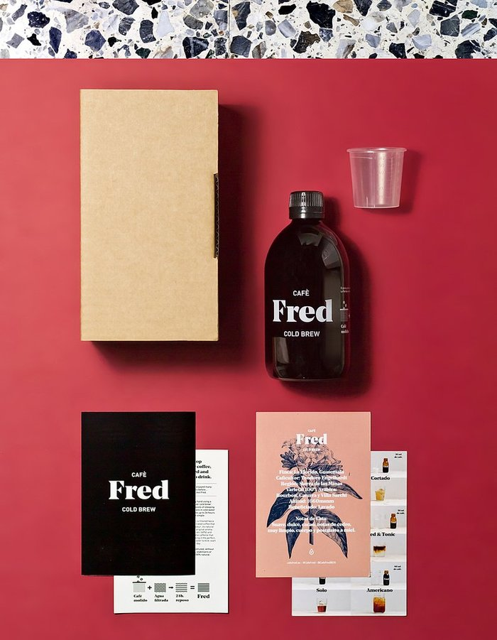 Cafè Fred cold brew 4