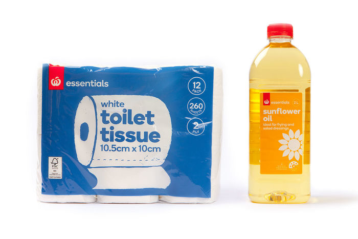 Woolworths Essentials 5