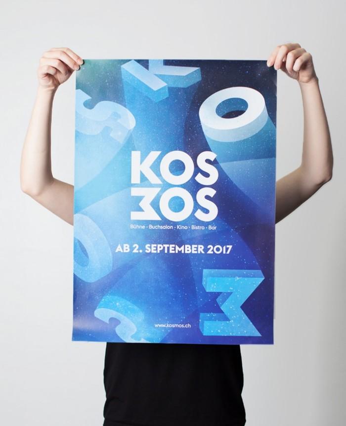 Kosmos – Bühne, Buchsalon, Kino, Bistro, Bar 2