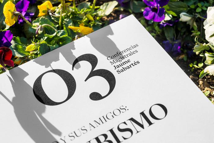 Master conferences Jaume Sabartés 7