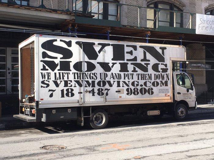 Sven Moving 1