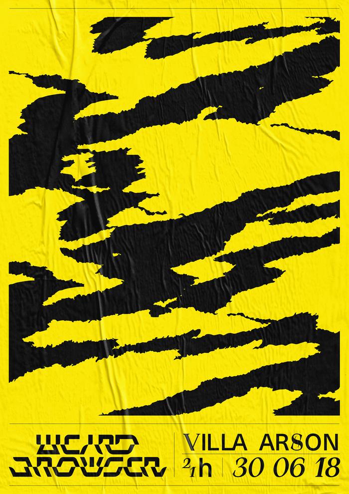 Weirdbrowser poster series 4