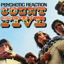 Count Five – <cite>Psychotic Reaction</cite> album art