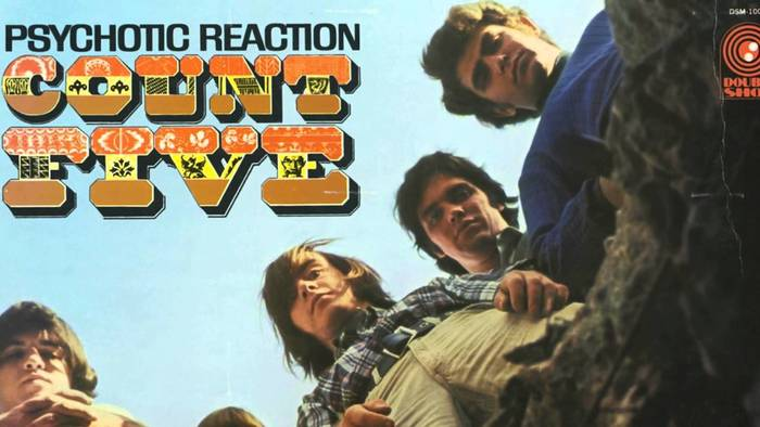 Count Five – Psychotic Reaction album art 2