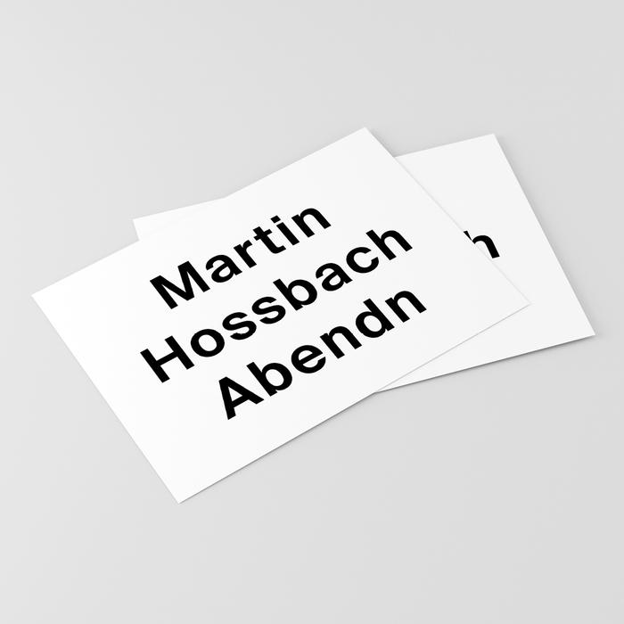 Martin Hossbach 2
