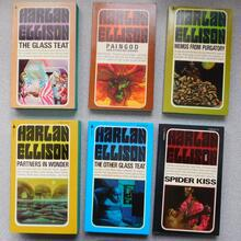 Harlan Ellison book series (Pyramid Books)