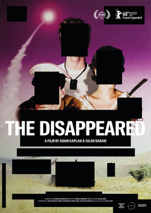<cite>The Disappeared</cite> movie poster