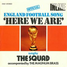 "The Squad & The Magnum Brass – ""Here We Are"""