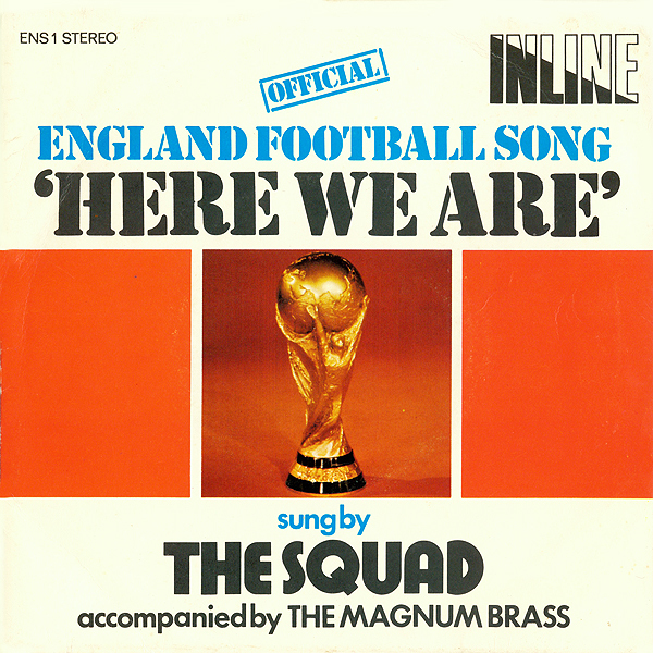 "The Squad & The Magnum Brass – ""Here We Are"" 1"