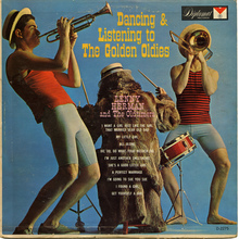 <cite>Dancing &amp; Listening To The Golden Oldies</cite>